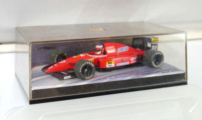 MINICHAMPS Formula - Ferrari F92A Jean Alesi Metall Modellauto 1:43 (K36)#08