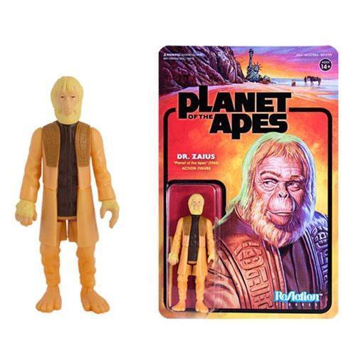 PLANET OF THE APES Planet der Affen - Dr. Zaius Actionfigur ReACTION SUPER 7 KB*