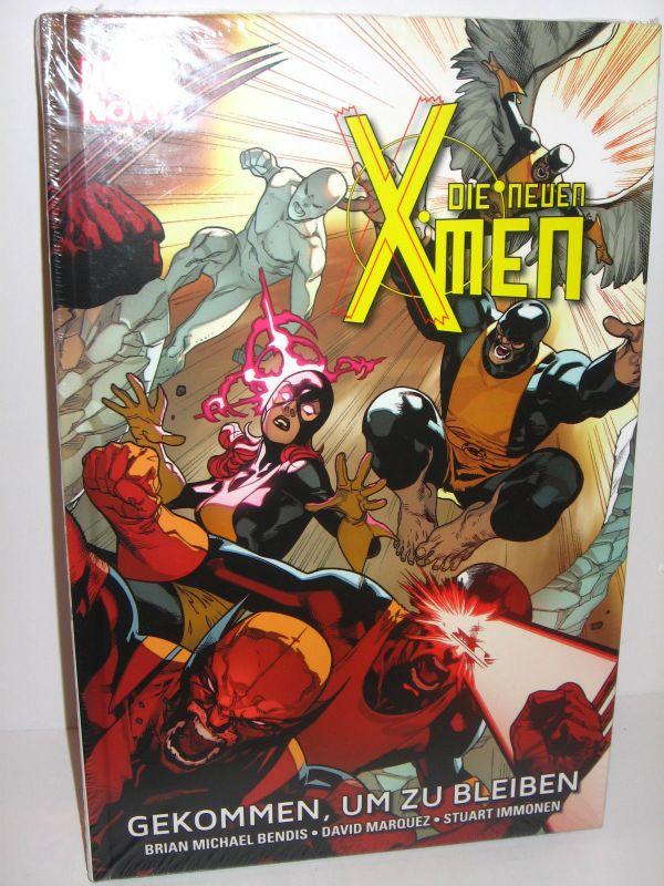 DIE NEUEN X-MEN # 2 Gekommen um zu bleiben / HC / Comic Panini NEU (L)