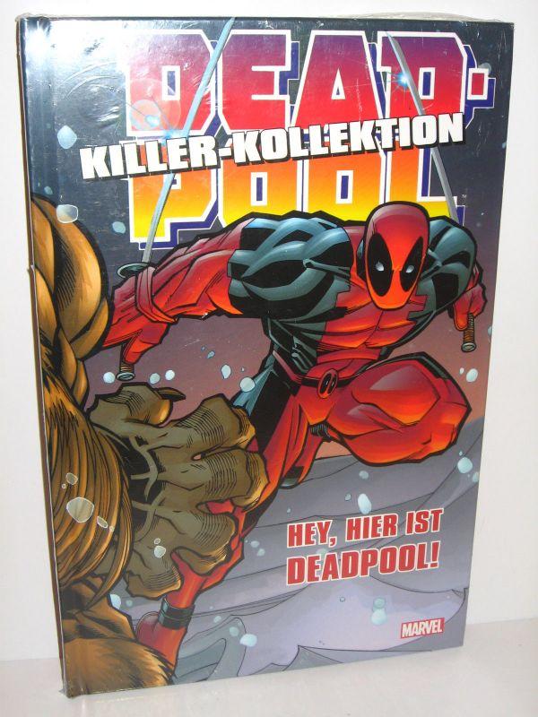 DEADPOOL Killer-Kollektion # 2 / HC / Comic / Panini Comics NEU (L)