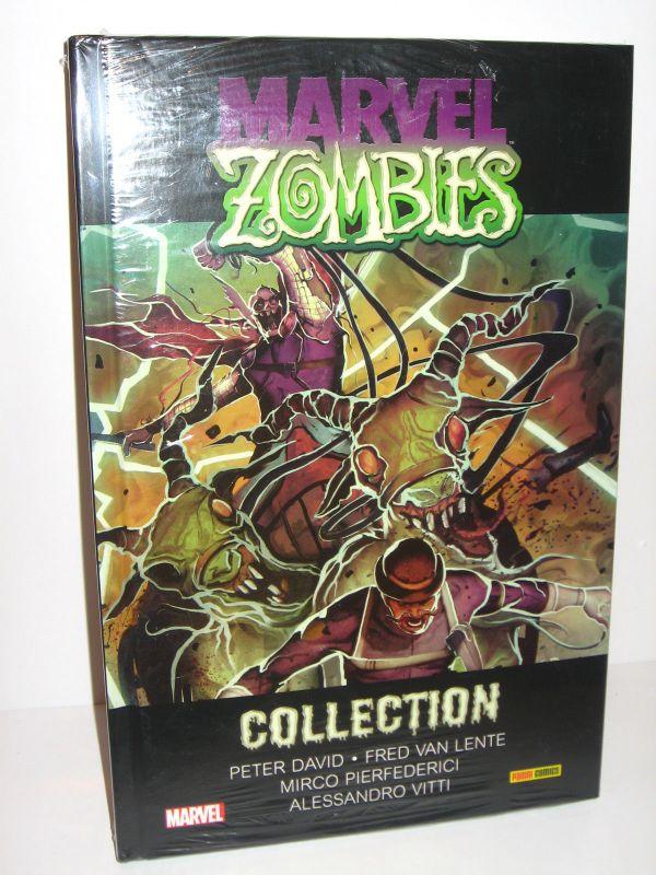 MARVEL ZOMBIES COLLECTION # 4 / HC / Comic / Panini Comics NEU (L)