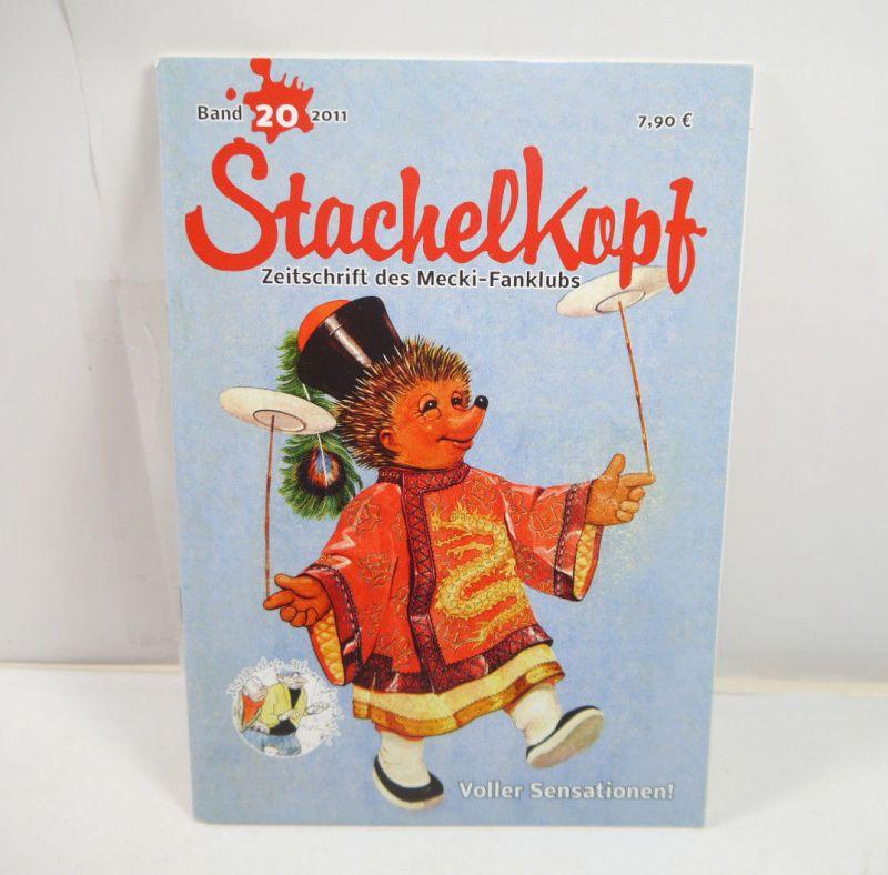 STACHELKOPF Zeitschrift des Mecki Fanklubs : Band 20 / 2011 Heft ESSLINGER (WR3)