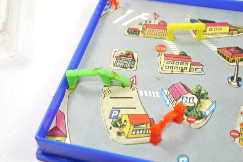 MAGNETO 3103 Autostadt - Verkehrsspiel Autospiel Magnetspiel 60er (K45) 3