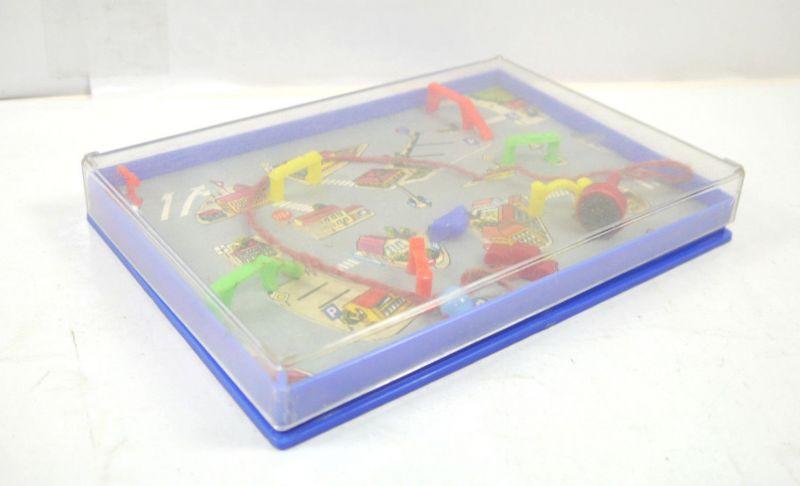 MAGNETO 3103 Autostadt - Verkehrsspiel Autospiel Magnetspiel 60er (K45) 4