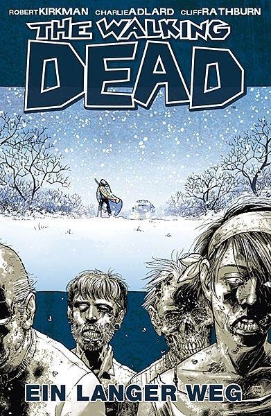 THE WALKING DEAD # 2 - Ein langer Weg Comic Gebunden CROSS x CULT Neu (L)