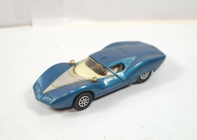 CORGI TOYS Whizz wheelsChevrolet Astro I blau Metall Modellauto 1:43 (K84)#B