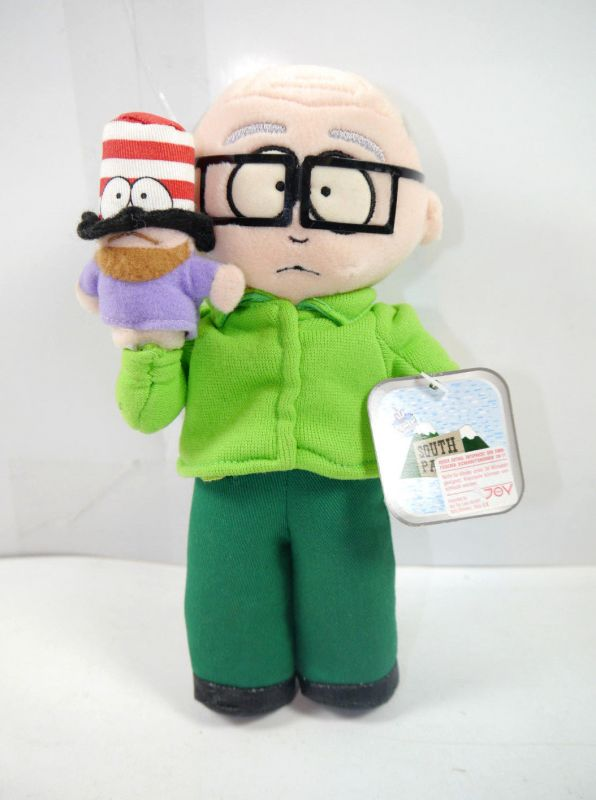 SOUTH PARK Mister Garrison Stofftier Kuscheltier plush JOY TOY ca.20cm Z1 (K55)