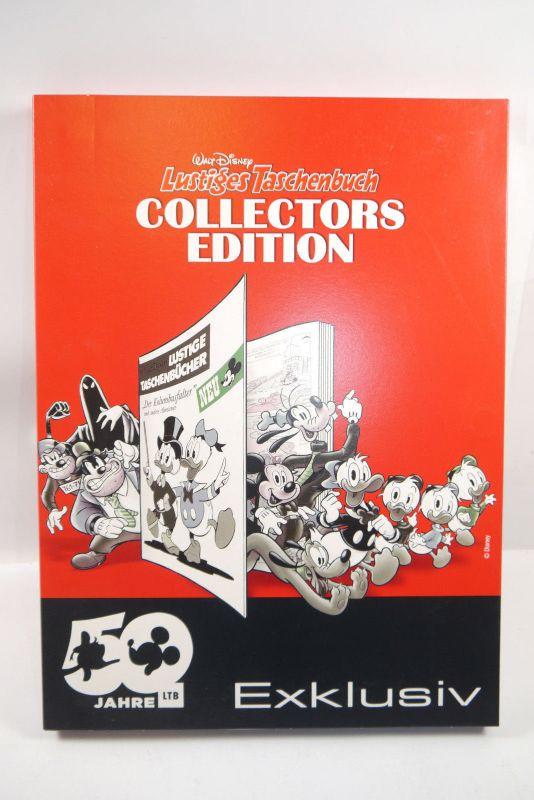 LUSTIGES TASCHENBUCH  Exklusiv Jubiläumsausgabe LTB 500 in blau Disney  (WRY)