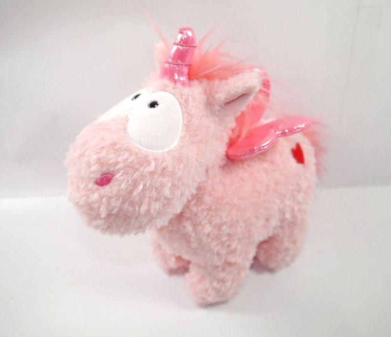 THEODOR & FRIENDS Merry Heart in Love Einhorn unicorn Stofftier 22cm NICI (K78)
