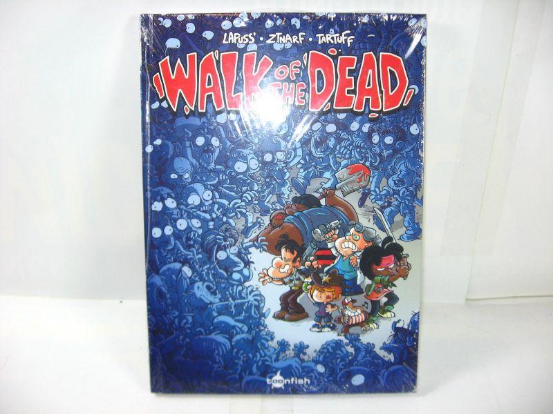 Walk of the Dead toonfish ISBN : 9783958399228 Hardcover  Zustand : Neu (L)