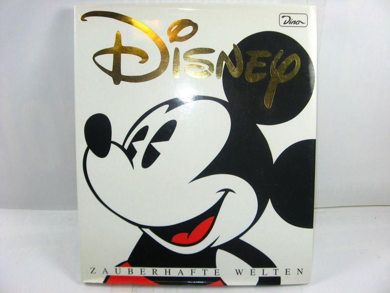 Disney Zauberhafte Welten Micky Maus Dino ISBN : 9783897488267 HC     Z : 2  (L)