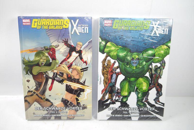 Guardians of the Galaxy Der schwarze Vortex Teil 1 + 2 HC   Z : Neu   (WRX)