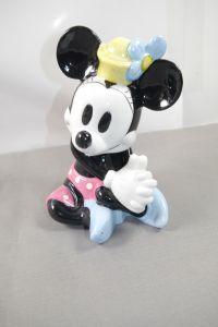 Minnie Maus Mouse Walt Disney Schmid Porzelan Keramik Figur  ca.18cm (K3)*