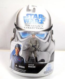 STAR WARS Legacy Collection - BD No.40 Captain Needa Actionfigur HASBRO (MF17#A)