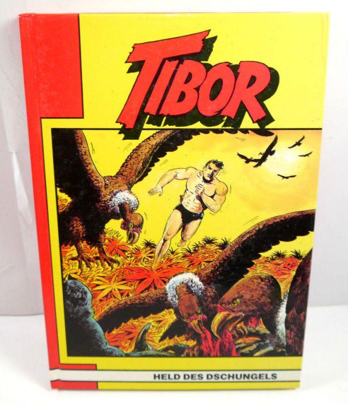 TIBOR   23   Die Insel der Verlorenen Comic HC NORBERT HETHKE (WR5)