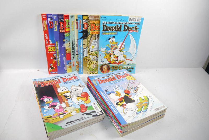 Donald Duck tollsten Geschichten 29 Hefte  ab Nr.161 bis 356 Ehapa Z : 2 (WRX)