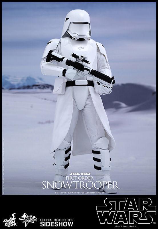 STAR WARS - MMS321 First Order Snowtrooper Actionfigur SIDESHOW 1:6 Neu (L) *