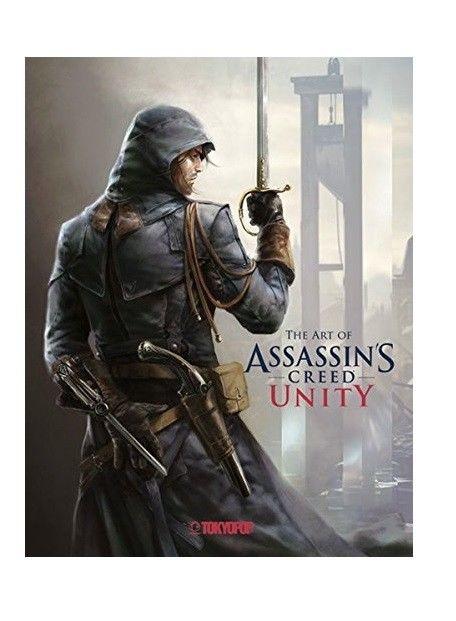 ASSASSIN'S CREED ~ The Art of ... Unity Artbook zum Game TOKYOPOP Neu (L)