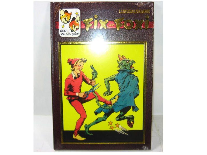 Fix und Foxi Luxusausgabe Nr. 2 Comic Hardcover Pabel  Zustand : Neu OVP  ( B6 )