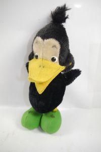 SCHUCO Bigo Bello   Rabe crow raven Plüschtier Stofftier ca.28cm (K69)
