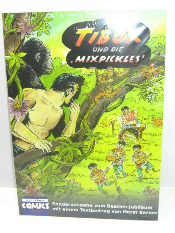 TIBOR und die Mixpickles  Sonderausgabe Comic SC EDITION COMICS Neu (B2)