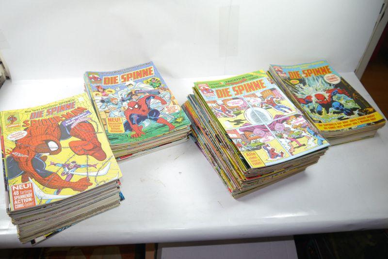 Die Spinne Condor GB Konvolut  153  Hefte ab Nr. 2 bis 259 Z 1- bis 3    (MF23)