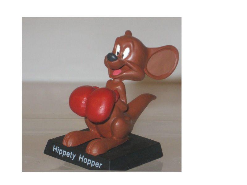 Looney Tunes Figur   Hippety Hopper   Hobby Work  Bugs Bunny  Neu OVP ( K 9 )