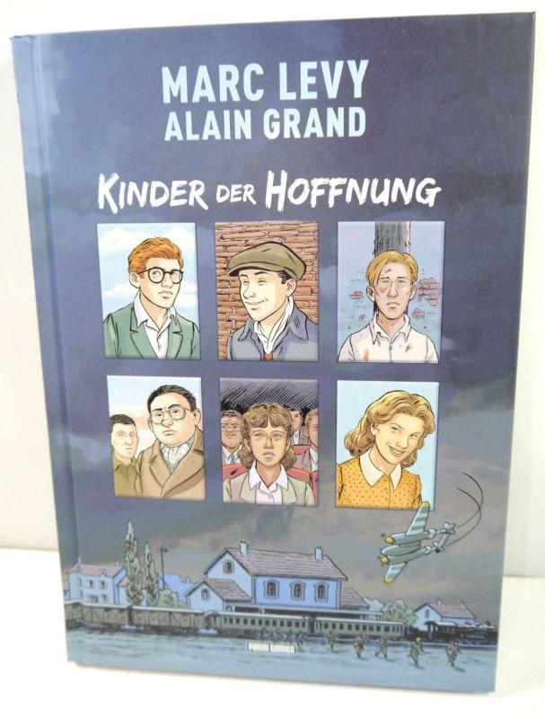 KINDER DER HOFFNUNG Comic Gebunden PANINI COMICS Levy , Grand (L)