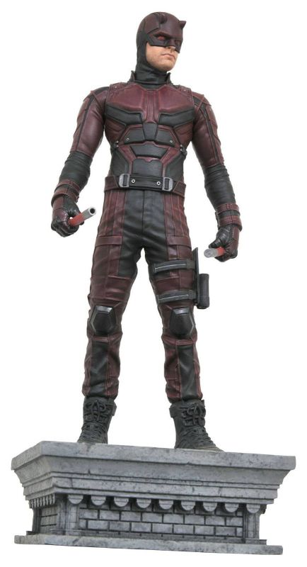 Marvel DAREDEVIL Figur PVC Diorama GALLERY Diamond Select NETFLIX Neu (L) *