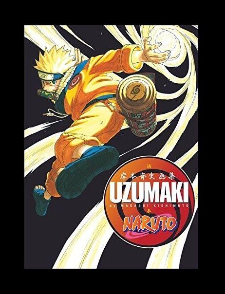 NARUTO Uzumaki Artbook 1 ~ Masashi Kishimoto Manga CARLSEN COMICS Neu (L)