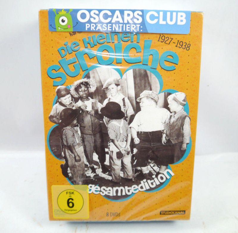 DIE KLEINEN STROLCHE 1927 - 1938 Gesamtedition ( 8 DVD 's ) Studiocanal Neu WR4