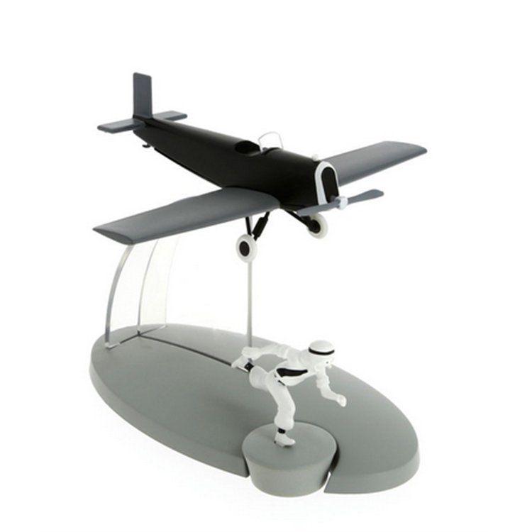 TIM & STRUPPI Flugzeug Arabe mit Tim Figur Tintin Moulinsart Modell 29541 (L*