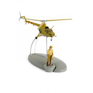 TIM & STRUPPI San Theodoros Militär Hubschrauber mit Alcazar Flugzeug 29542 (L)*