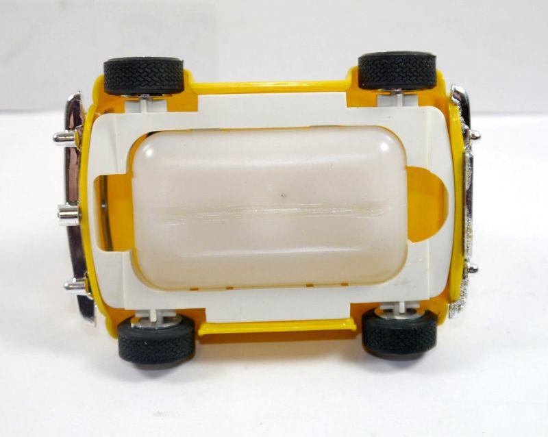 PECOLO MINI Cooper gelb yellow Auto Parfümflasche ( ohne Inhalt ) mit OVP (K52) 6