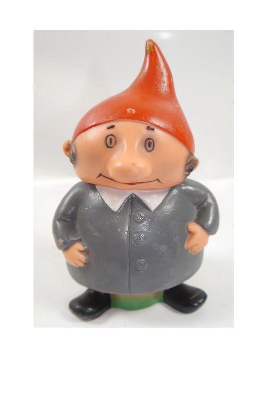 Goebel Zwerg Gummifigur  7008 ca.15cm  Figur (K19 )*