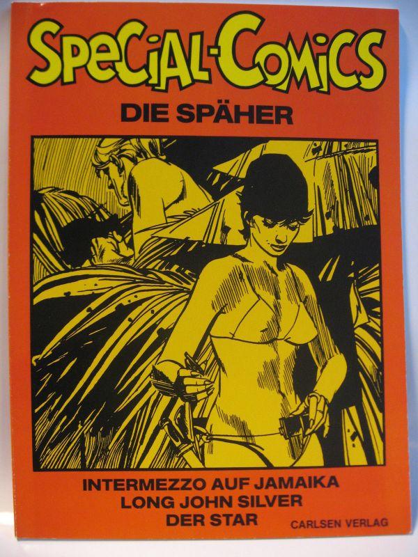 Special - Comics # 3 *Die Späher *  / Intermezzo auf Jamaika /  Zustand :1 (L)