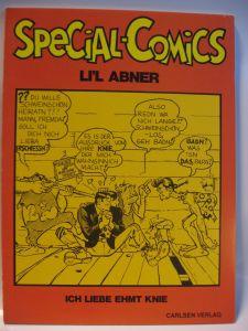 Special - Comics # 1 * Ich Liebe Ehmt Knie *  / Li´l Abner /  Zustand :1 (L)