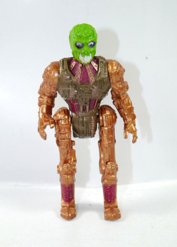 MASTERS OF THE UNIVERSE He-Man : Hoove Actionfigur 1989 MATTEL Motu (L)