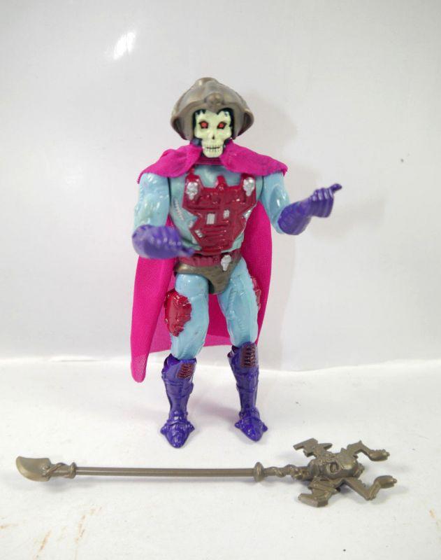 MASTERS OF THE UNIVERSE 2303 Skeletor Evil Mutants Actionfigur 1988 MATTEL (L)