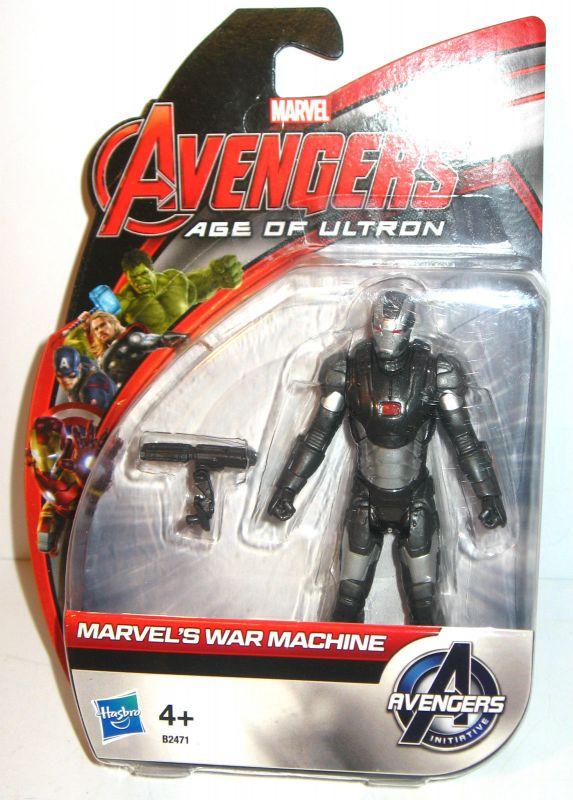Marvel AVENGERS Age of Ultron  War Machine Actionfigur HASBRO ca.10cm Neu (KB)*