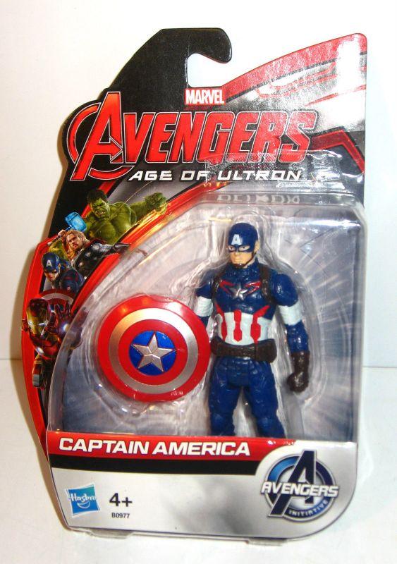 Marvel AVENGERS Age of Ultron - Captain America Actionfigur HASBRO Neu (KB)*