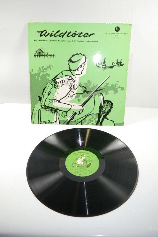 Wildtöter  Schallplatte  LP  Bertelsmann    (WR1)