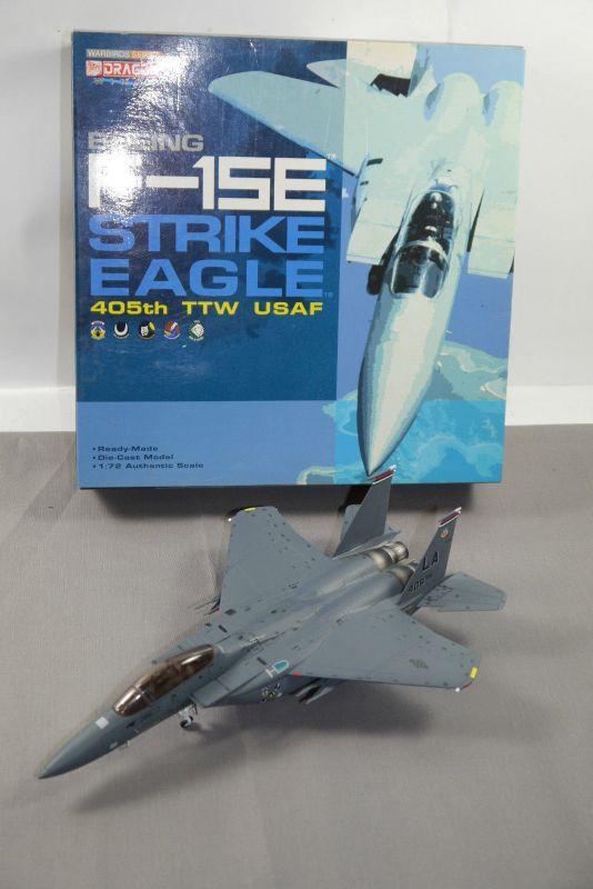 Dragon Boeing F-15E Strike  EAGLE 405th TTW USAF 1:72  + OVP F13