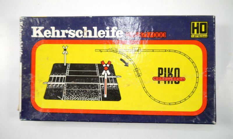 PIKO 545 Kehrschleife Gleise Spur H0 - mit OVP (K78)