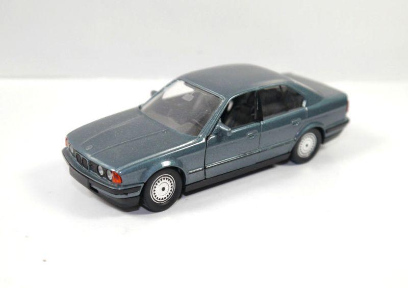 SCHABAK 1150 BMW 535i blau blue Metall Modellauto 1:43 (K25) #10