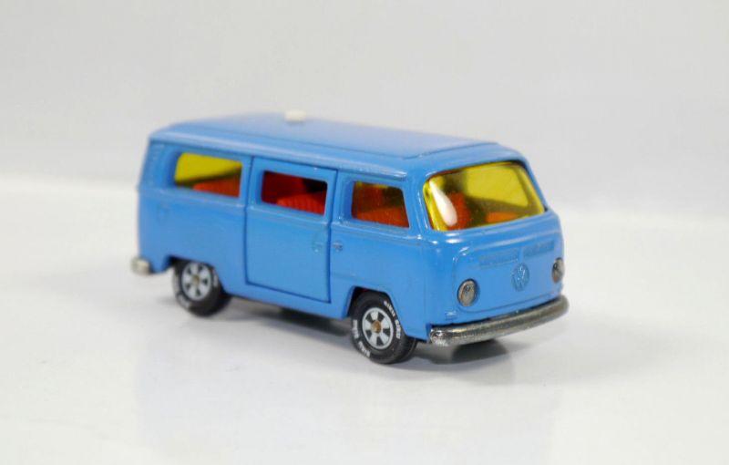 SIKU VW Bus 302 0211 0216 V320 V345 blau blue Metall Modellauto ca.7cm (K25) #09