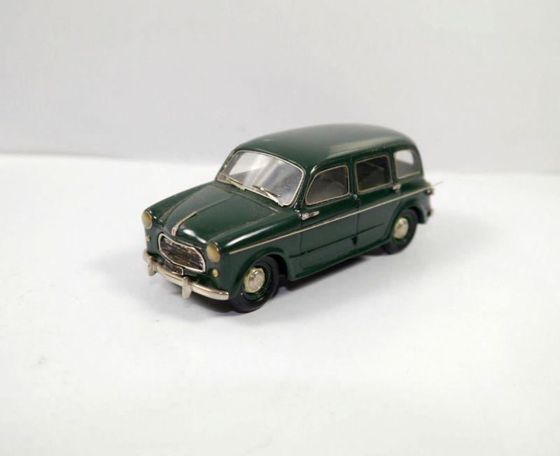 TECNOTREN Fiat 1100 / 103 grün green Modellauto 1:43 (K25) #06