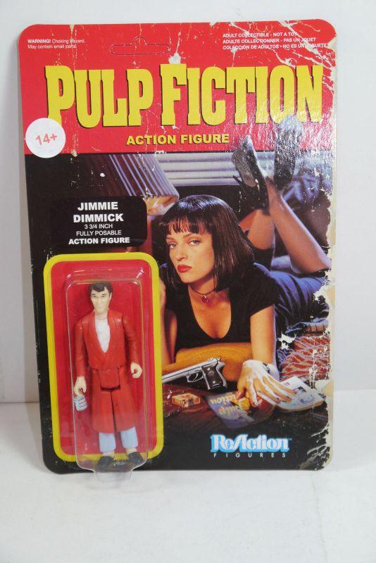 Pulp Fiction Jimmie Dimmick Tarantino  ReAction   Funko ca.9,5 cm NEU (KB)