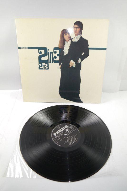 Philips esther & abi Ofarim 2in3 münchen london  Stereo Schallplatte  LP ( WR2 )