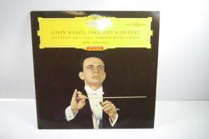 Lorin Maazel Dirigiert Schubert Sinfonien 5+6  Stereo Schallplatte LP ( WR2 )
